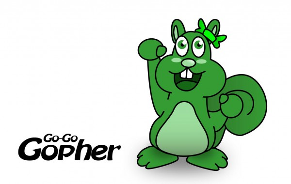 Funny pictures for kids – Go-Go Gopher