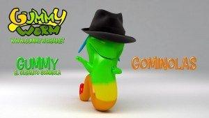 Gummy El-Gusanito Gominola - Gummy Worm