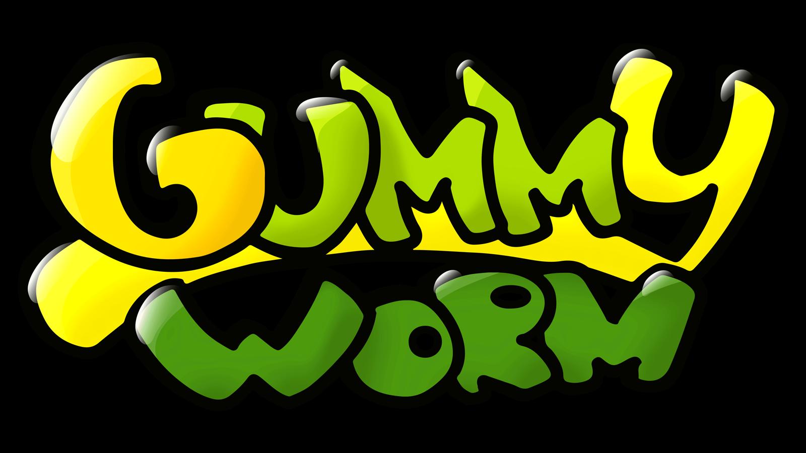 Gummy Worm Logo