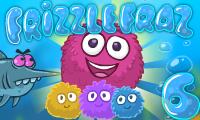 Frizzle Fraz 6 - Gummy Worm