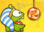 Cut the Rope Time Travel - Gummy Worm