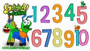 Math Games for Kids - Gummy Worm