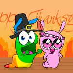 guymmy-worm-and-eva-happy-thanksgiving